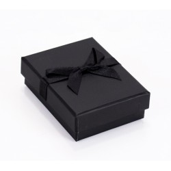 Black Earring Boxes