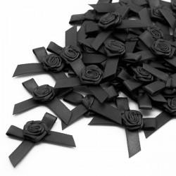 Rose Petal Ribbon Bows