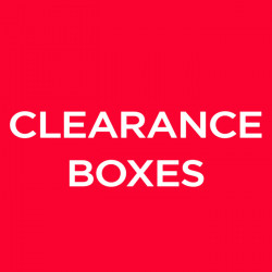 CLEARANCE Magnetic Boxes