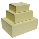 Cream Magnetic Gift Boxes