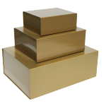 Gold Magnetic Gift Boxes