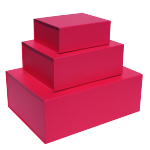 Pink Magnetic Gift Boxes