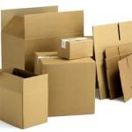 Single Wall Postal Boxes