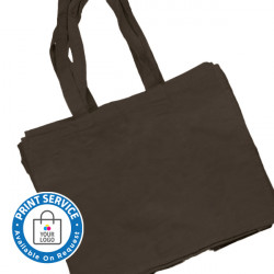Large Brown Canvas Bags