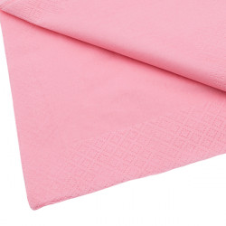 Coloured Serviettes Rose Pink