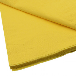 Coloured Serviettes Daffodil