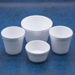 Polystyrene Pots