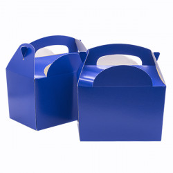 Blue Children's Meal Boxes