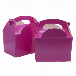 Pink Children's Meal Boxes