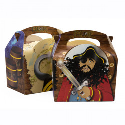 Children's Meal Boxes Pirates