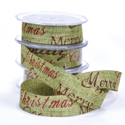 Vintage Christmas Ribbon