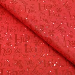 Ho Ho Ho Christmas Tissue Paper
