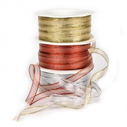 Metallic Sparkle Ribbon