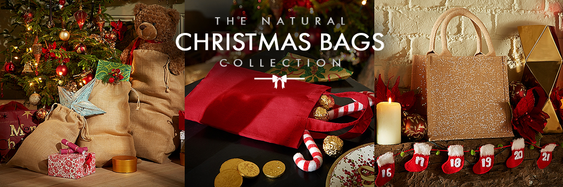 Natural Christmas Packaging