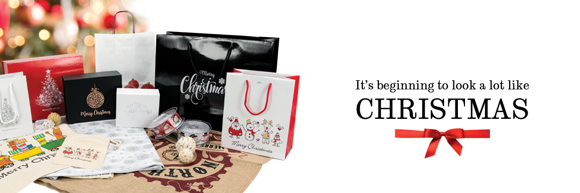 Christmas Packaging Materials