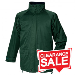 Henbury Milan Jacket - Green