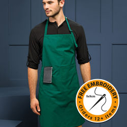 Deluxe Aprons With Pocket