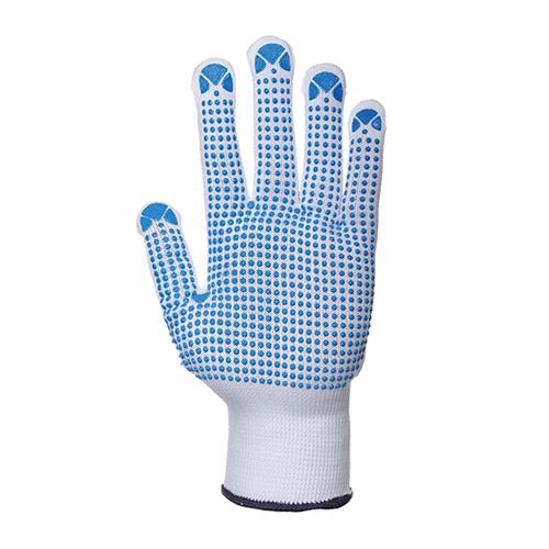 Nylon Polka Dot Gloves