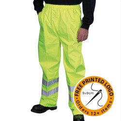 High Viz Over Trousers