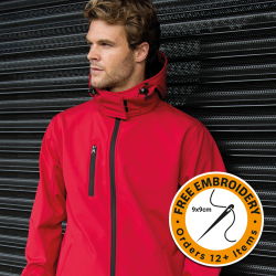 Mens Softshell Jacket