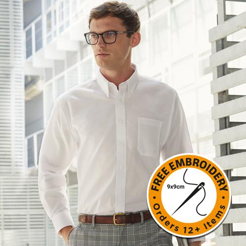 Oxford Long Sleeve Shirts