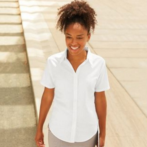 Ladies Fit Oxford Blouses