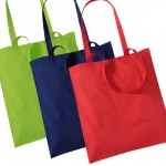 Coloured Cotton Bags