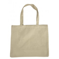 Large Natural Canvas Bags