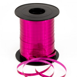 5mm Metallic Pink Curling Ribbon