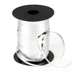 Metallic Silver Curling Ribbon