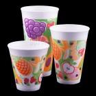 Fruitz DART Polystyrene Cups