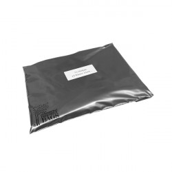 180mm Silver Eco Mailing Bags