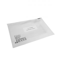 180mm White Eco Mailing Bags