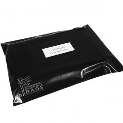 Black Eco Mailing Bags