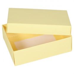 Medium Soft Lemon Gift Boxes