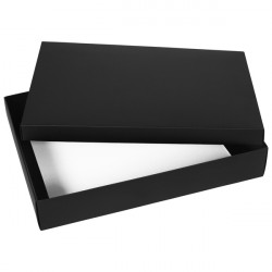 A4 Black Gift Boxes