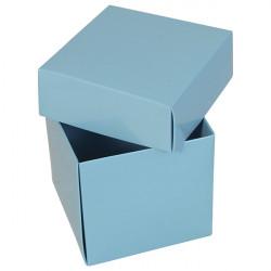 Blue Cube Boxes