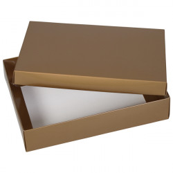 Gold Book Gift Boxes