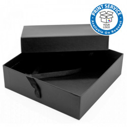 Black Accessory Large Boxes