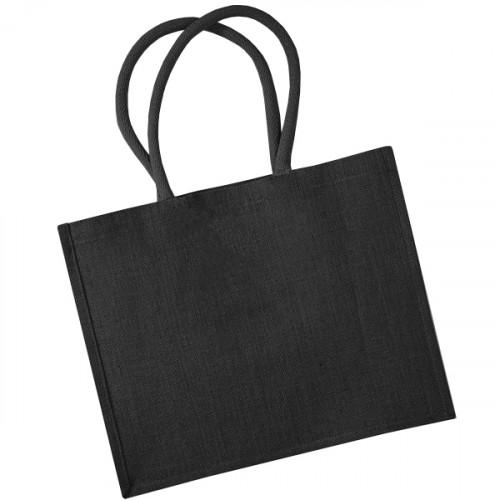 Graphite Grey Jute Bags