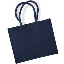 Navy Jute Bags