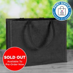 Grey Jute Bags