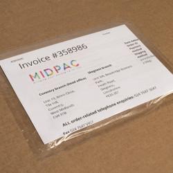A5 Plain Document Envelopes