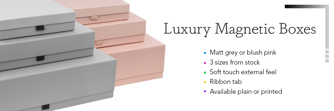 Luxury Magnetic Boxes