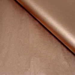 Metallic Copper Bronze Tissue Paper
