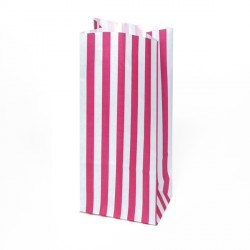 Pick n Mix Paper Bags - Stripe Design