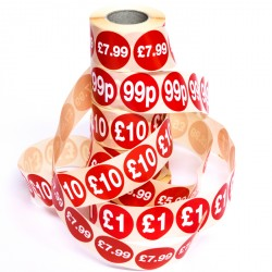 SALE Price Labels