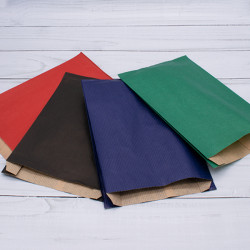 Coloured Satchel Paper Bags
