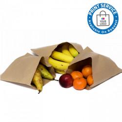 10x10 Brown Paper Bags