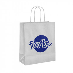 Foxy Lots Small Printed Paper Carrier Bags